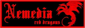 Logo Nemedia Red Dragons