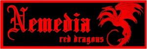 Logo Nemedia Red Dragons