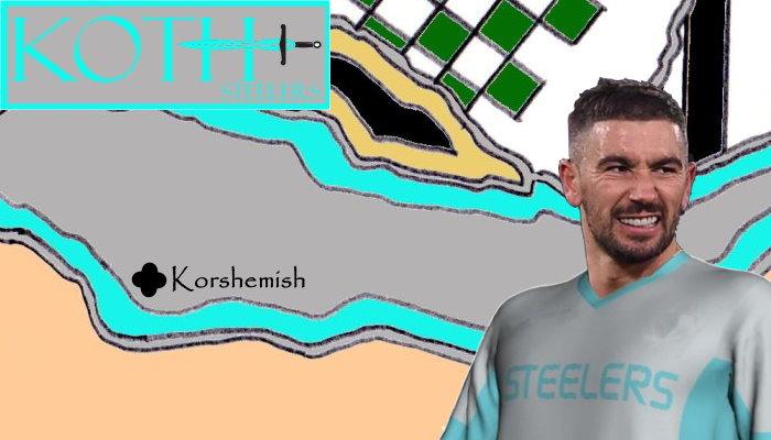 Kolarov sullo sfondo di Koth
