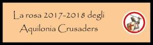 La rosa di Aquilonia 17-18