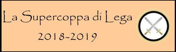 Risultati supercoppa 2018-2019