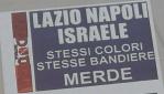 Manifesto antisemita Ultras Roma