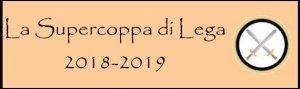 Supercoppa 2018-2019
