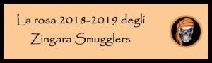Zingara rosa 2018-2019