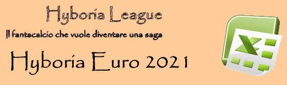 Euro 2021 - I risultati in excell