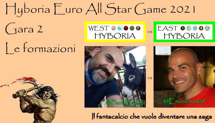 Gara 2 All Star Game 2021