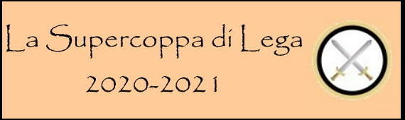 Supercoppa 2020-2021